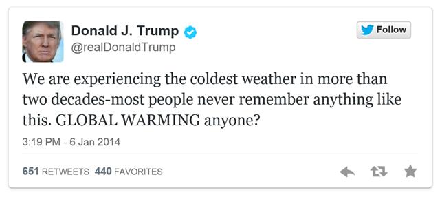 Mudanças do clima