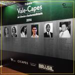 Victor Gripp, consultor da WayCarbon, recebe Prêmio Vale-Capes