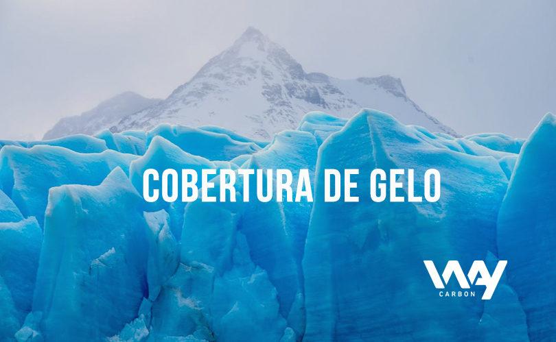 coberturas de gelo