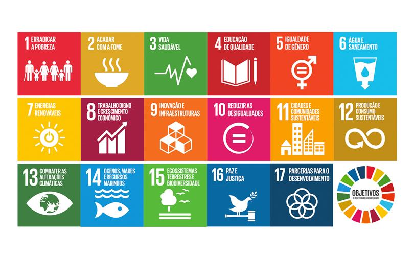 Objetivos do desenvolvimento sustentável da ONU
