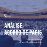 [Análise] O texto preliminar do acordo de Paris  (COP 21)