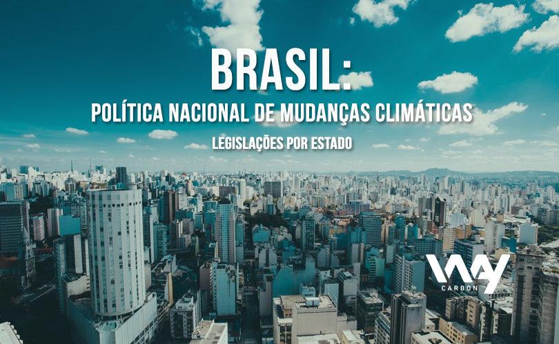 política nacional de mudanças climáticas