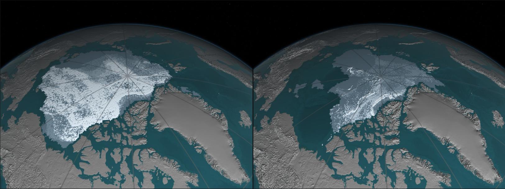 Degelo do ártico