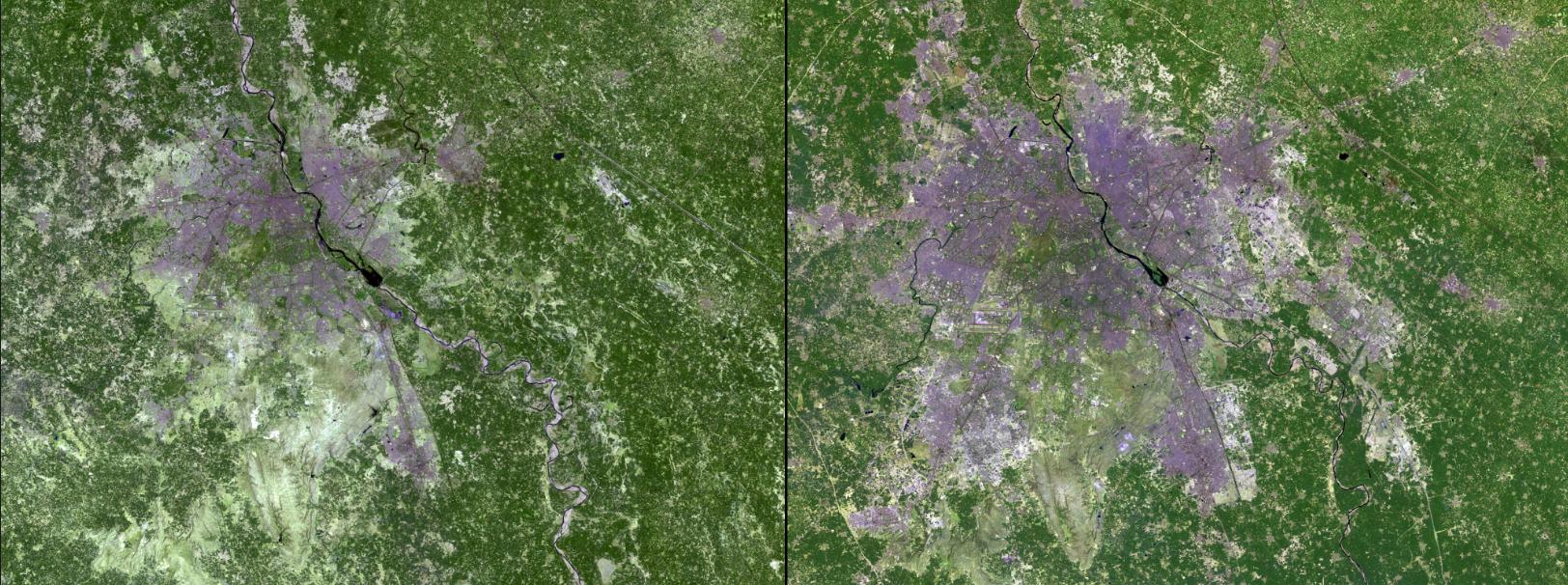 Expansão Urbana