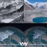 Ver para crer?  NASA demonstra mudanças climáticas com imagens