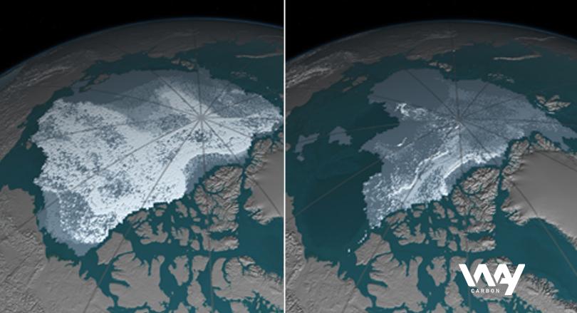 imagens das mudanças climáticas