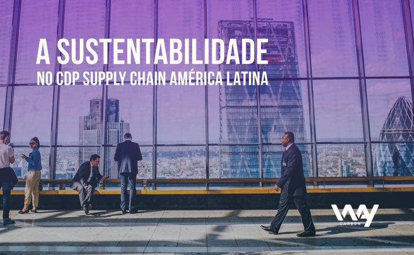 CDP supply chain