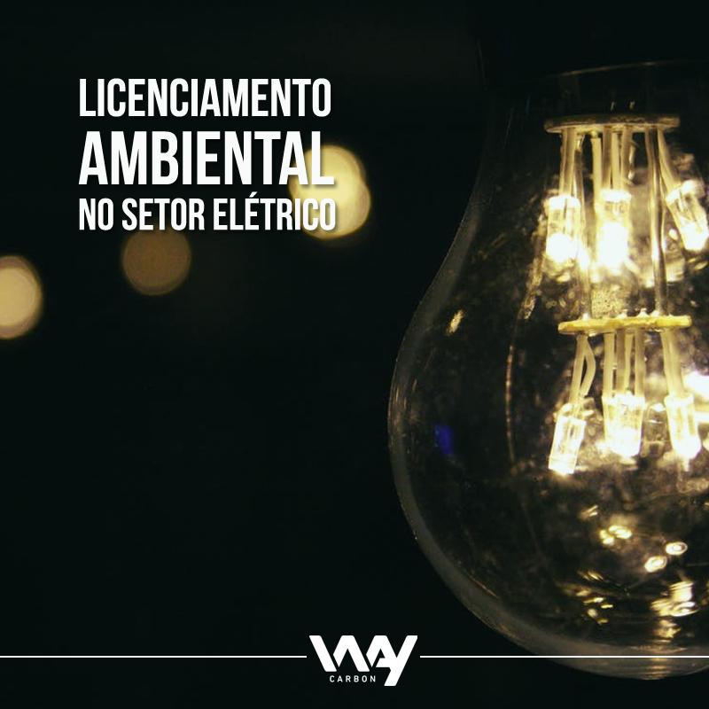 licenciamento ambiental do setor elétrico