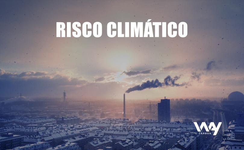 risco climático