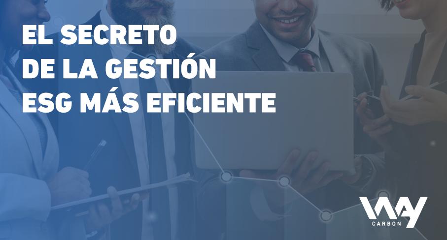 gestión ESG